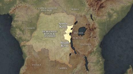 DRC and Uganda